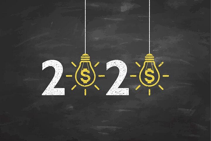 2021年四个关于金钱的新年决心
